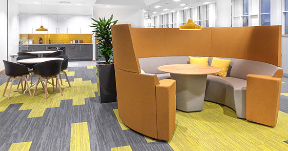 Exploring 2020 Workplace Design Trends