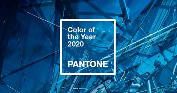 Don't be blue, be inspired by Pantone's colour of the year!