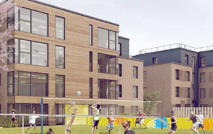 Loughborough University – New Student Village Contract Award
