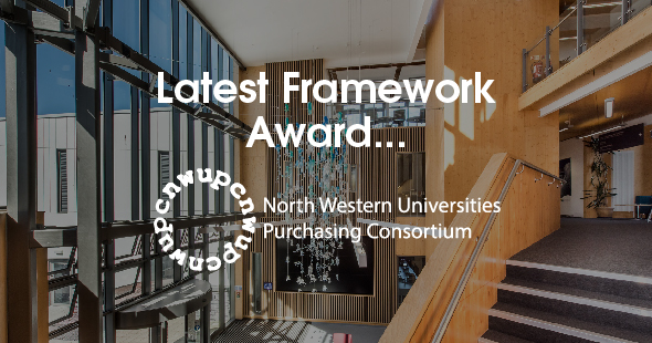 North Western Universities Purchasing Consortium Framework Award