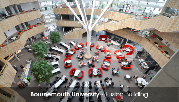 Bournemouth University - Fusion Building