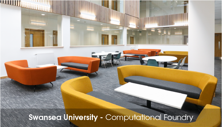 Swansea University - Computational Foundry