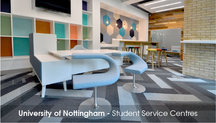 University of Nottingham - Student Service Centres