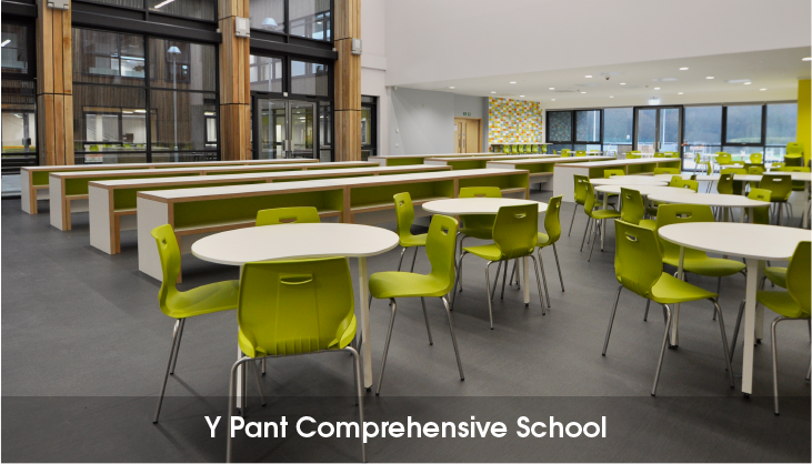 Y Pant Comprehensive School