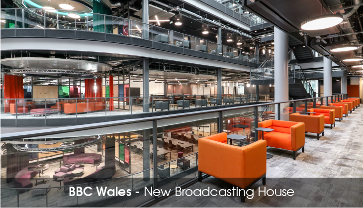 BBC Wales - New Broadcasting House