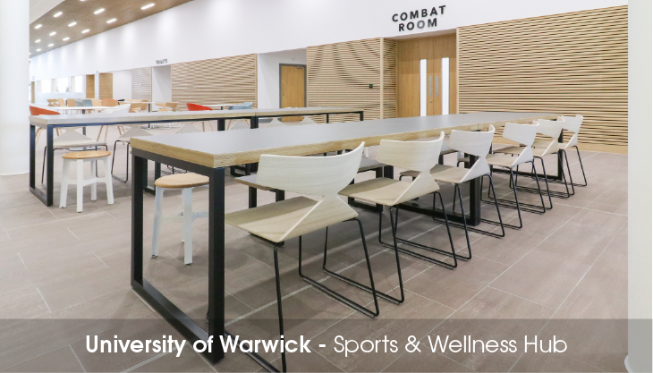 University of Warwick - Sport and Wellness Hub