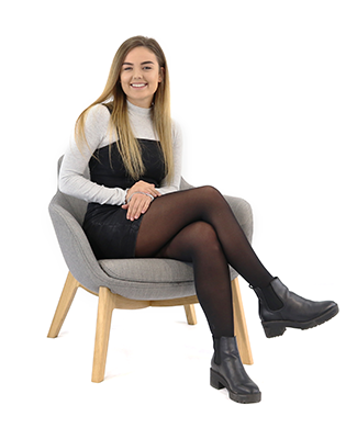 Isabelle Edwards - Internal Account Manager