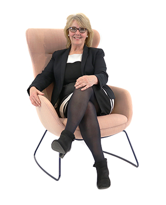 Judy Hall - Head of Sales