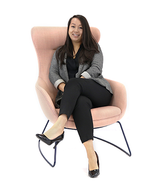 Rhian Chung - Showroom Manager