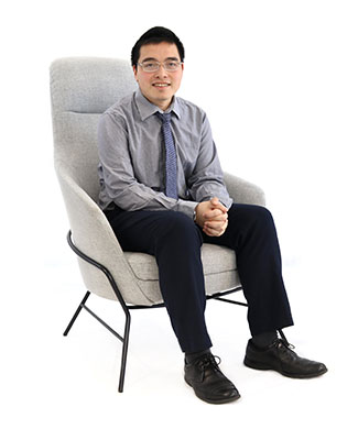 Tim Tsang - Accounts Administrator